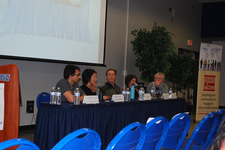 A Panel Discussion Co-Sponsored by CSUB's CREST Grant and Art Department
