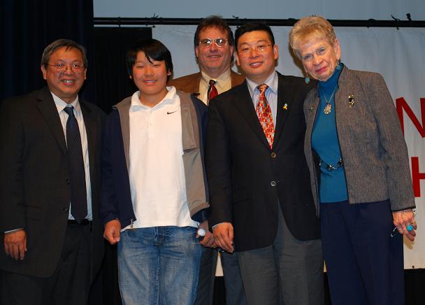 Dr. Jianli Yang | Human Rights in China