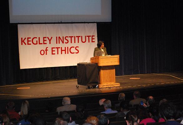 Provost Soraya Coley | Human Rights in China