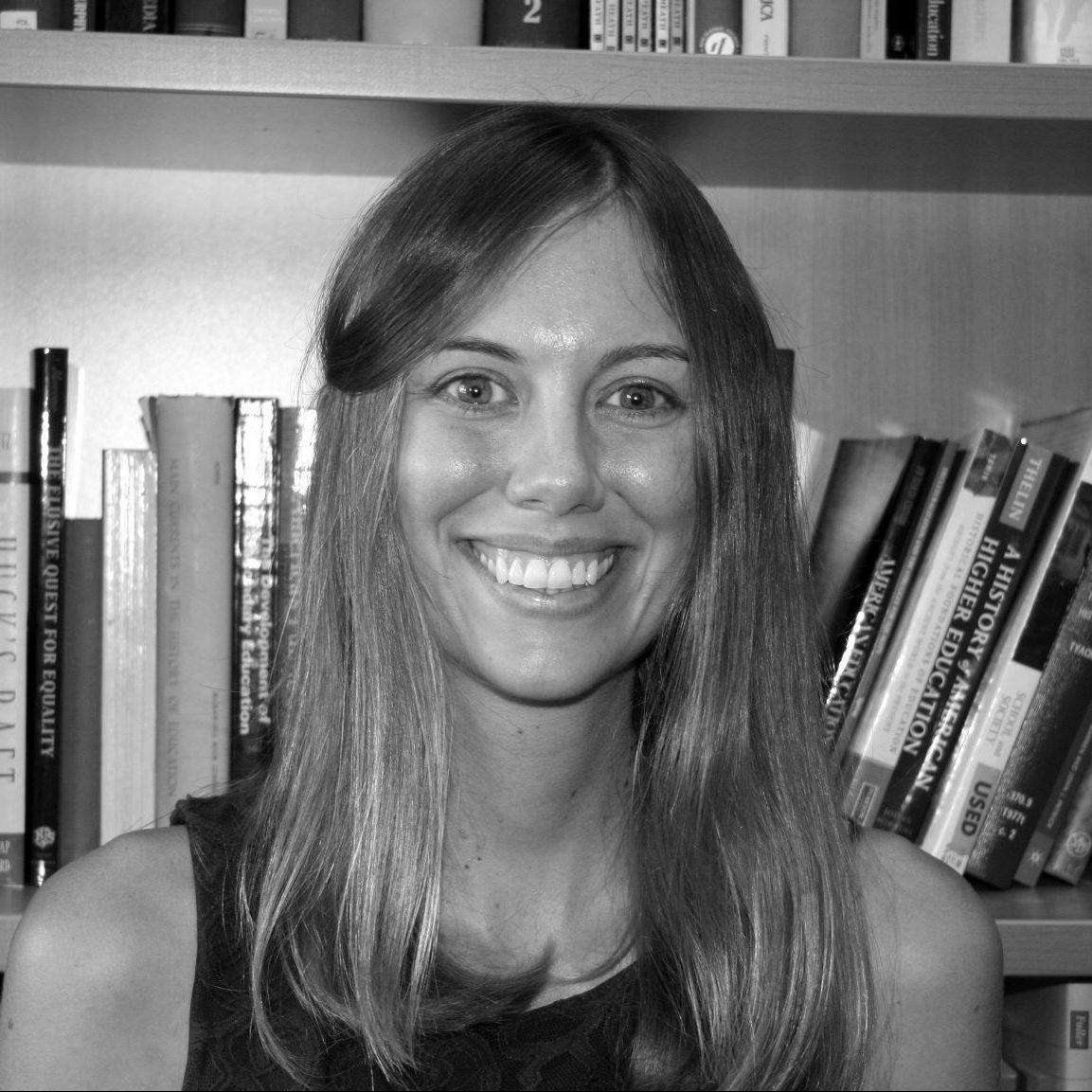 Dr. Brittney L. Beck - Headshot