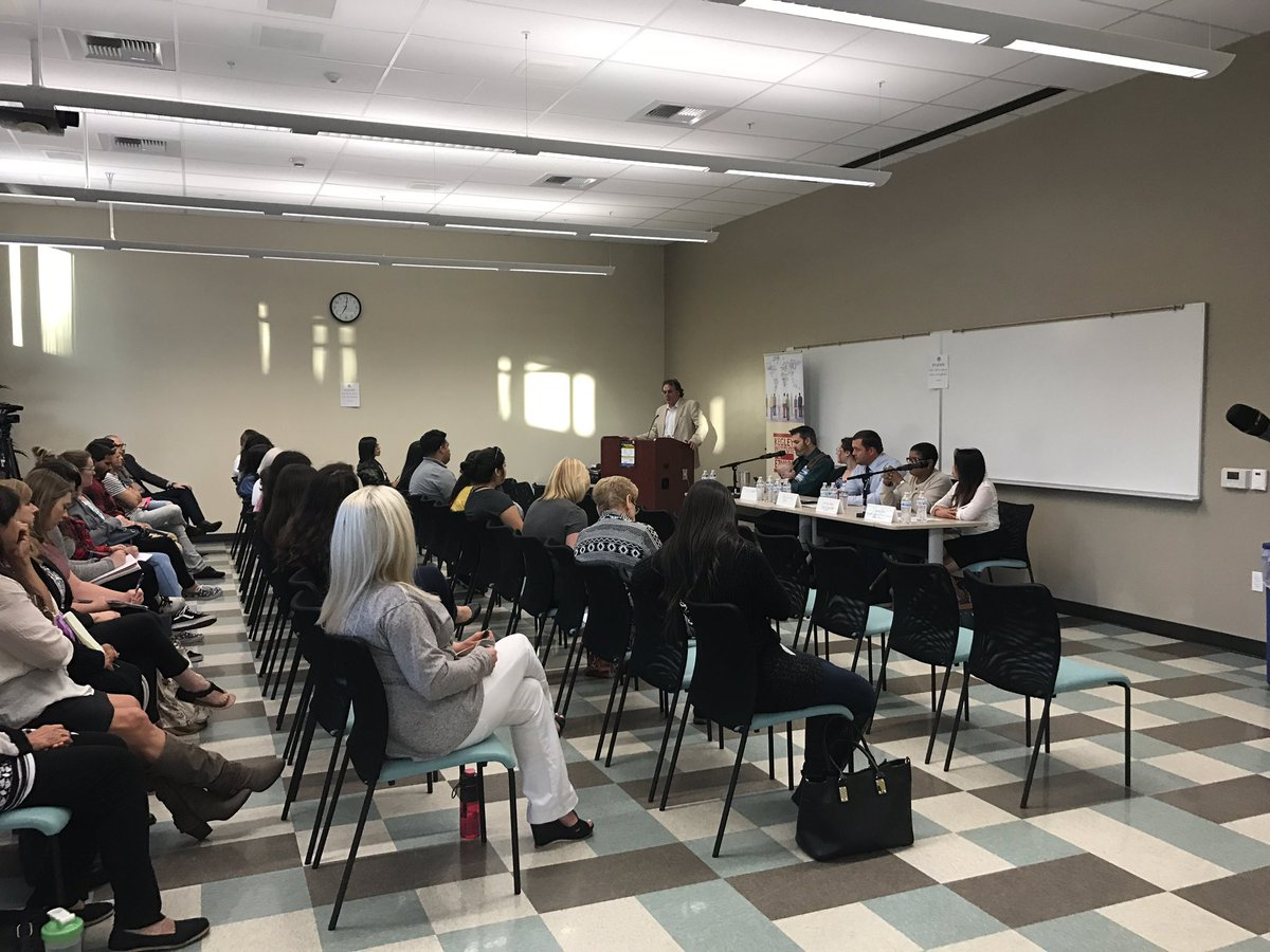 CSUB Panel on Human Trafficking