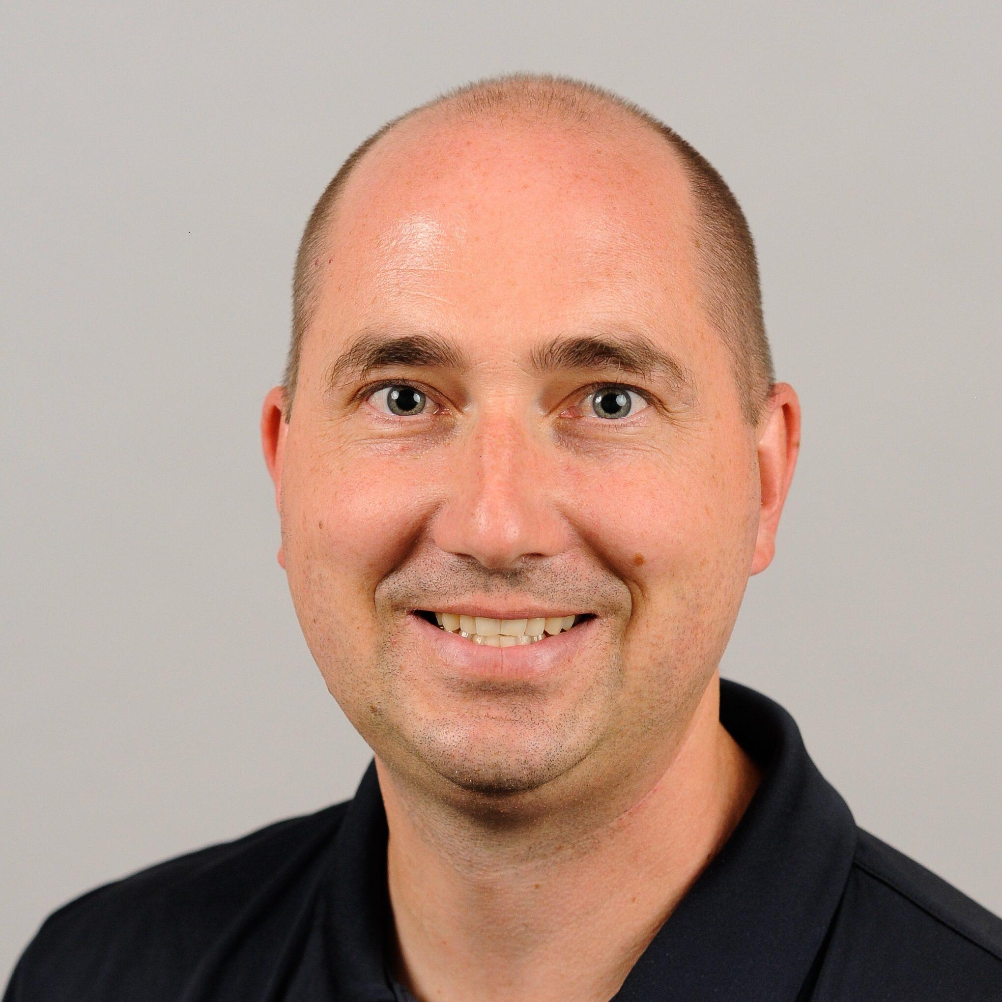 Dr. Kyle Susa - Headshot