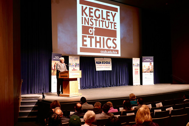 32nd Annual Kegley Memorial Lecture.