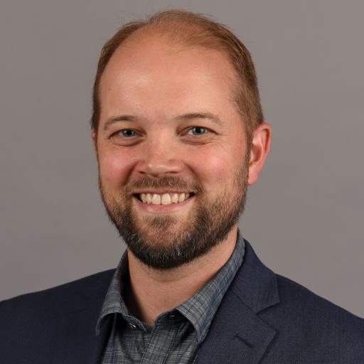 Dr. Nate Olson - Headshot